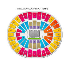 Wells Fargo Arena Seating Chart Asu Arizona State Sun Devils Basketball Tickets Auto Glass