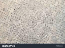 Circular Paving Patterns Simple Decorating