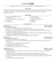 Barback Resume Magnificent Barback Resume Sample Thian