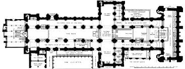 Medieval Durham Cathedral Plans And DrawingsCathedral Floor Plans