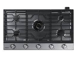 samsung 36 gas range. Unique Range 36u201d Gas Cooktop With 22K BTU True Dual Power Burner 2016 In Samsung 36 Range