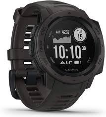 <b>Garmin Instinct</b> Rugged GPS Watch - Graphite: Amazon.co.uk ...