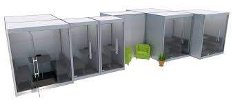 office pods. An Open Modular Work Environment While Eliminating The Noise And Distractions That Can Limit Productivity. Use SnapCab Pods To Create A Portable Office
