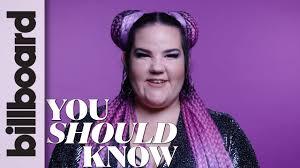 Nettas Toy Is No 1 On Dance Club Songs Chart Billboard