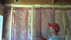 Plain Design Framing A Basement Wall Cool Ideas How To Finish - Finish basement walls