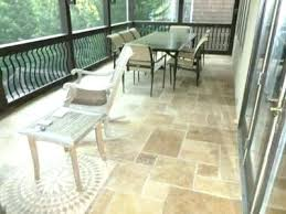 porch floor tiles appealing screened porch flooring ideas tile on screen floor car porch floor tile