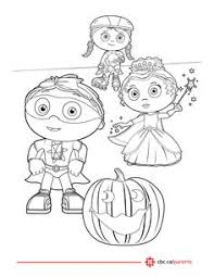 Small Picture SUPER WHY Coloring Book Pages Birthdays