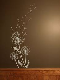 Small Picture The 25 best Dandelion wall decal ideas on Pinterest Dandelion