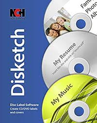 Amazon Com Disketch Cd Label Software For Windows Creates Labels