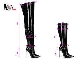 Durango Boots Size Chart Giaro Elegance Shoe Size Chart Hot Heels Shop