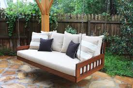 Inspirations Swing Patio Furniture With Garden Furniture 10