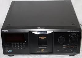 sony jukebox. sony cdp-cx355 megastorage 300 compact disc player jukebox cd changer storage s
