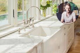 the best kitchen countertops by bobby berk