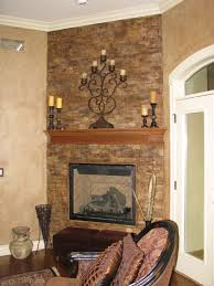 your fireplace is begging to be a focal point the magic brush this was already stunning