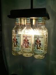 captain morgan bar light table chandelier