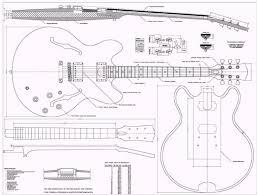 es 335 blue print pesquisa google guitars es 335 blue print pesquisa google