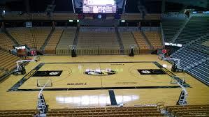 Missouri Basketball Mizzou Arena Seating Chart