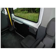 ford transit twin motored electric sliding door system kit