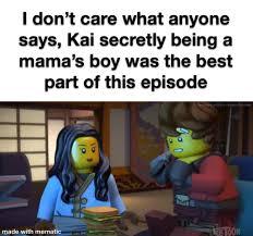 I'm loving season 15 so far : Ninjago