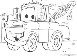 free printable coloring pages cars interesting ideas mater disney junior full size