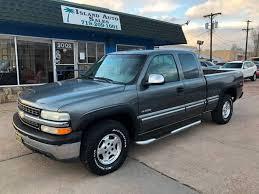 2000 Chevrolet Silverado 1500 3dr LS 4WD Extended Cab SB In Colorado ...