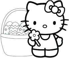 Coloring Pages Kitty Trustbanksurinamecom