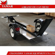china foldable motorcycle trailer