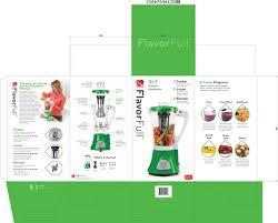 Packaging Design Programs Flavorfull Packaging On Behance Packing Box Design