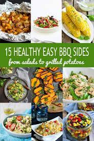 How to serve pulled pork. 15 Healthy Easy Bbq Sides Cookin Canuck For Barbecues Picnics