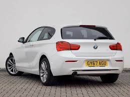All BMW Models bmw 1 series mineral white : Cloth Corner Anthracite/Grey highlight interior Metallic Mineral ...