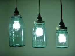 lighting hanging mason jar solar lights diy chandelier for pendant light conversion kit from tree