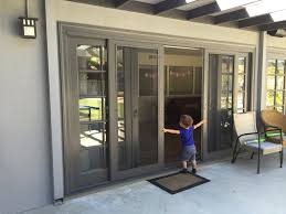 wood sliding screen doors