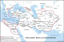 Old Testament Maps The Story Of The Bible The Old