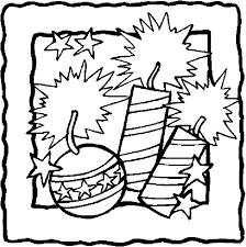 Small Picture firecrackers fourth of July Coloring Kids