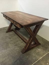 wooden desk ideas. farmhouse desk rustic x by wolfcreekcarpentry more wooden ideas r