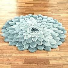 flower bath rug round bathroom rugs flower bath rug ideas gray cotton shaped awesome at bacova flower bath rug