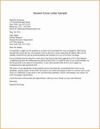 Cover Letter For High School Student Benjaminimages Com