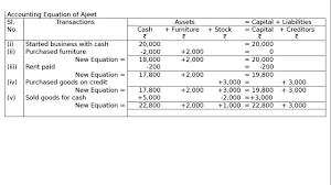 xi 5 accounting equation 2018 19 ex 6