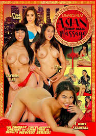 Asian massage porn on dvd