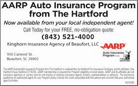 Aarp Auto Insurance Quote