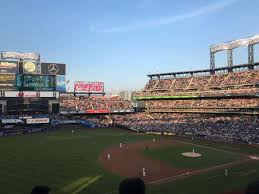 Citi Field Section 330 Home Of New York Mets