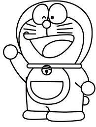 Disegni Da Colorare E Stampare Doraemon Disegni Da Colorare