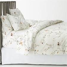 crate barrel bed linens really want the duvet but would love the whole set