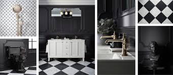 black bathroom. Fine Black F4e9644f057a8c95bcc3b53ab6af1b625651b7ebjpg With Black Bathroom