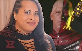 Dustin Rhodes Reacts To Transphobic Fans After Nyla Rose AEW Title Win