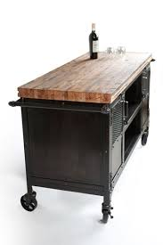 office coffee cart. Custom Made Industrial Home Bar Reclaimed Wood, Coffee Cart, Mini Bar, Wine Cabinet, Kitchen Island, Cart By Real Edge Furniture Llc Office