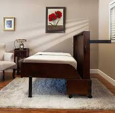 Portable Murphy Bed Throughout Mobile Beds Your Spare Room Or Home Office  Guest Architecture 8