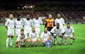 Le 22 octobre 2002, l'AJA s'offrait Arsenal - Auxerre (89000)