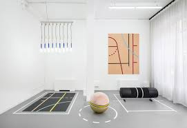 gym furniture. Alberto Biagetti And Laura Baldassari Reappropriate Gym Apparatus Into Furniture :