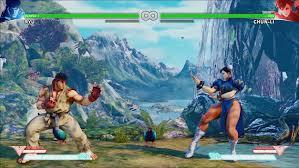 street fighter v ps4 games playstation com